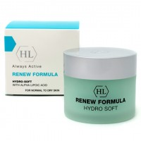 Увлажняющий крем RENEW FORMULA Hydro-Soft Cream SPF 12 Holy Land 50 мл