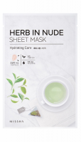 Маска для лица MISSHA Herb In Nude Sheet Mask (Hydrating Care)