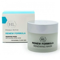 Сокращающая маска RENEW FORMULA Renewing Mask Holy Land