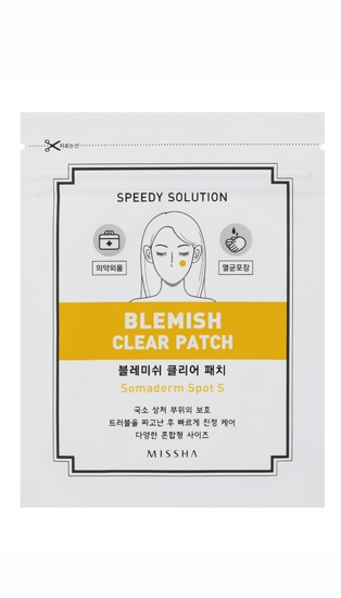 Патч для лица MISSHA Speedy Solution Blemish Clear Patch