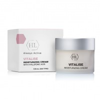 Увлажняющий крем Vitalise moisturising cream Holy Land 50 мл