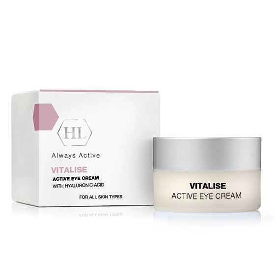 Крем для век Vitalise Active eye cream Holy Land 15 мл