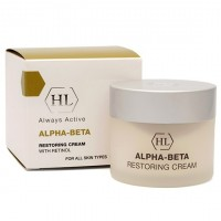 Восстанавливающий крем ABR Restoring Cream ALPHA-BETA&RETINOL Holy Land 50 мл