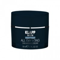 Гидрокрем 24 часа MEN All Day Long 24h Hydro Cream Klapp 50 мл
