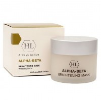 Осветляющая маска ABR Brightening Mask ALPHA-BETA&RETINOL Holy Land