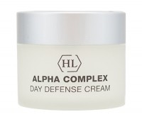 Дневной защитный крем ALPHA COMPLEX Day Defense Cream SPF 15 Holy Land 50 мл
