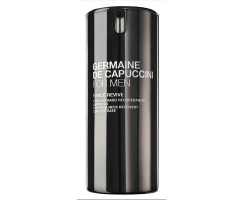GERMAINE de CAPUCCINI For Men Force Revive Youthfulness Recovery Concentrate, Концентрат для лица
